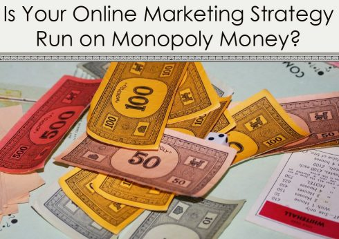 marketing budget for online marketing strategy monopoly money