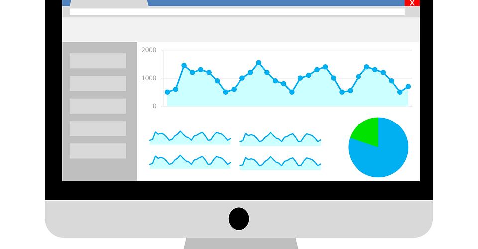 analytics computer screen