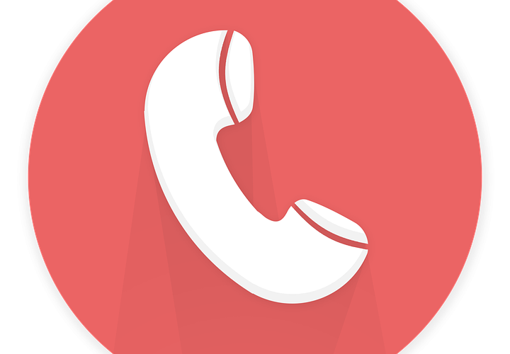 phone icon call tracking
